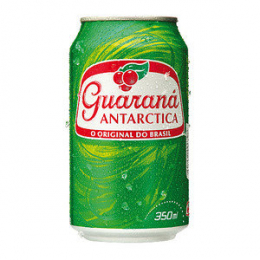 Guaraná Antártica lata 350ml
