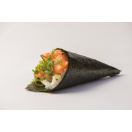 Temaki Philadelphia (com cream cheese)
